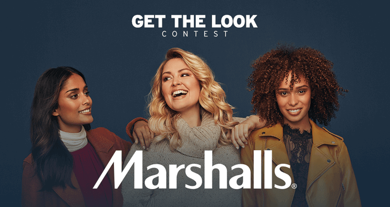 Marshalls Get the Look | Slice Contest